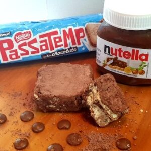 Palha Italiana Nutella