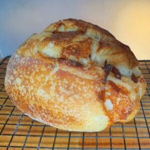Pão Italiano provolone e calabresa