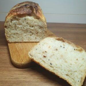 Pão Multigrãos Vegano