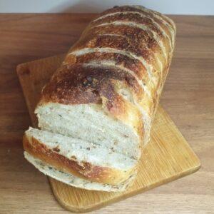 Pão Multigrão Vegano